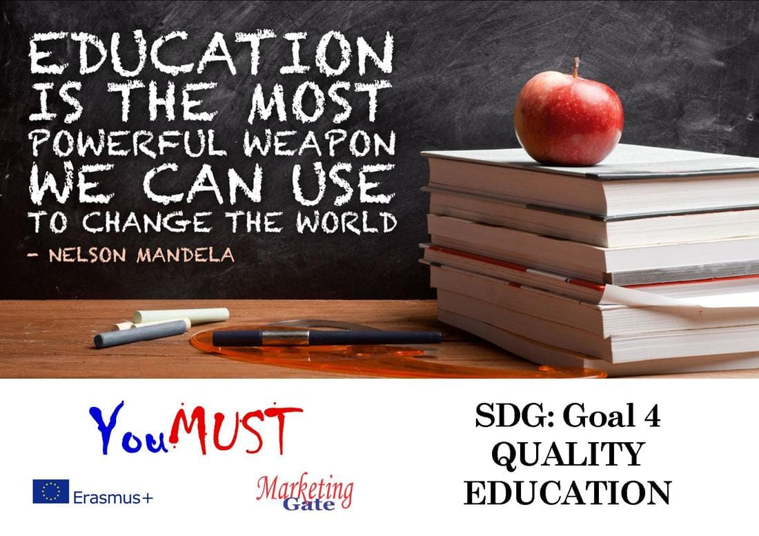 Goal 04 Quality Education Youth Marketing Policy Makers